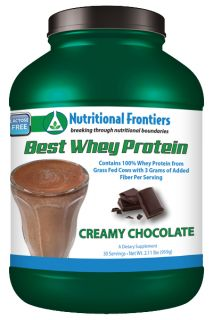 The Best Whey - Chocolate 30 Servings Powder