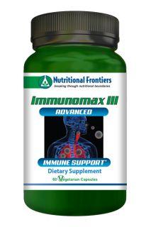 ImmunoMax III 60 Veg Capsules