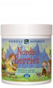 Nordic Berries - 200 gummies (citrus)