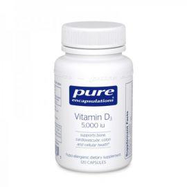 Vitamin D3 125 mcg (5,000 IU)