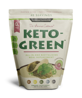 Keto-Green Shake (40 Servings)