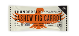 Cashew Fig Carrot - Box of 15